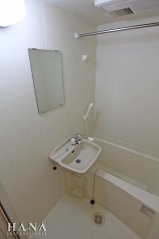 【浴室】サンピエスタ