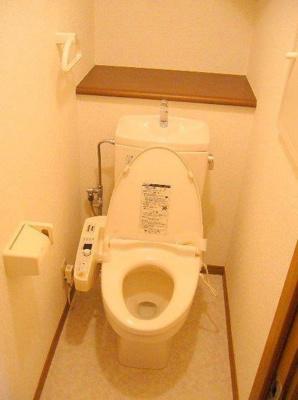 【トイレ】タウンホームウィトリッヒの森