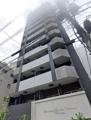 【外観】ジュネーゼグラン難波ミラージュ