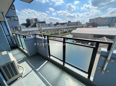 【外観】セザール亀戸 角 部屋 5階 空室 1998年築 リ フォーム済
