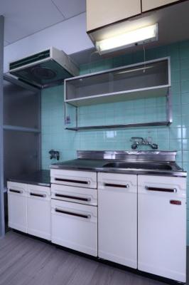 【キッチン】潮見が丘コーポラス