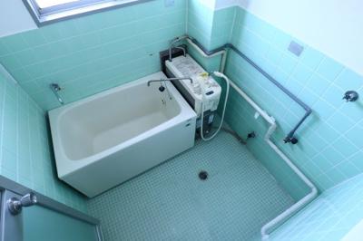 【浴室】潮見が丘コーポラス