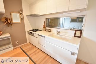 【キッチン】岡本7丁目 新築一戸建て
