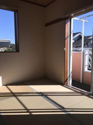 【寝室】田中ハイツ
