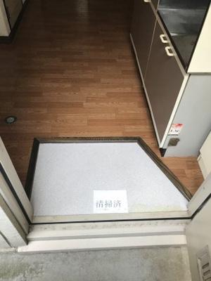 【玄関】ハイツ島村