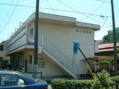 【外観】ハイツ島村