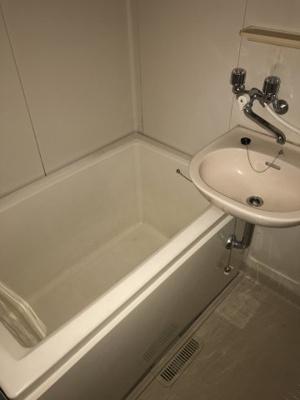 【浴室】ハイツ島村