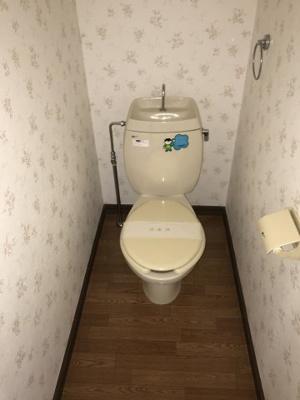 【トイレ】ハイツ島村