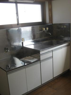 【キッチン】ハイツ田中