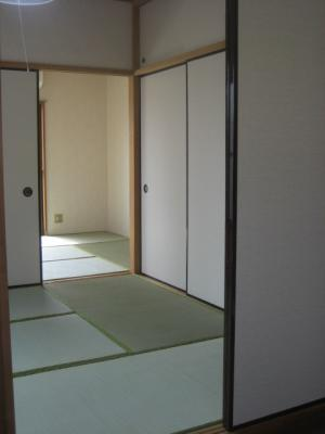 【和室】ハイツ田中