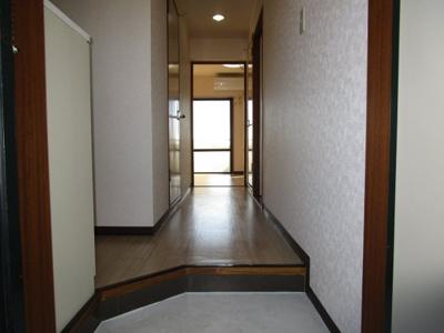 【玄関】ベルメゾン大塚