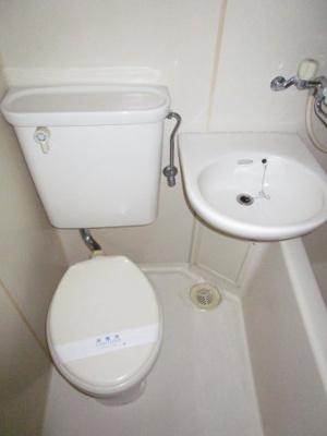 【トイレ】ミネコーポ