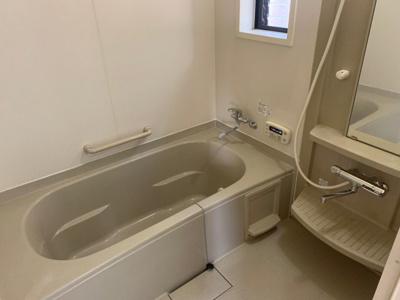 【浴室】宇治市木幡南山 中古戸建