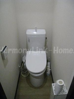 バルミー六本木のトイレ☆