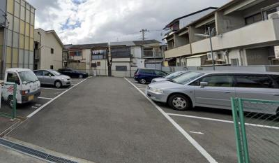 【外観】谷田駐車場