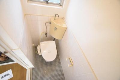 【トイレ】山村マンション