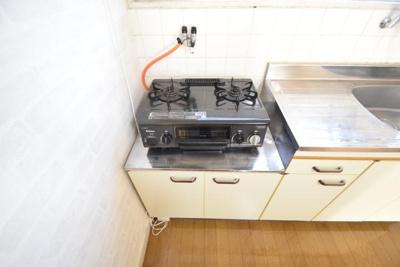 【キッチン】山村マンション