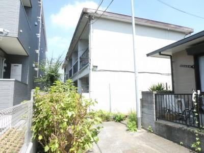 【外観】永島テラスハウス