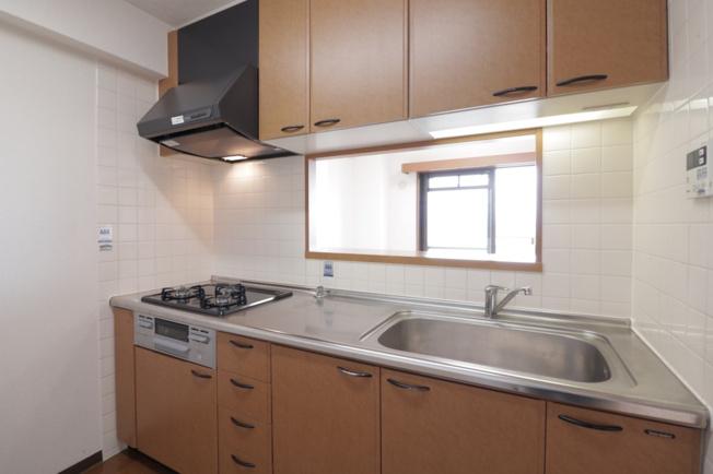 きれいなキッチンは家事もはかどります