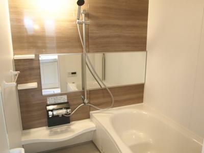 【浴室】パーク・レジーナA