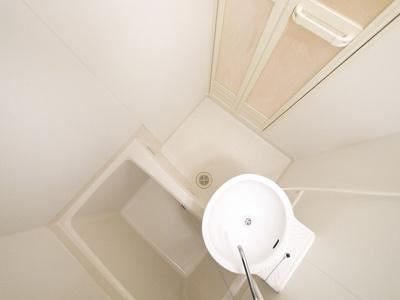 【浴室】レオパレスビューヒルズテン