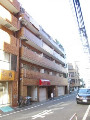 【外観】セブンスターマンション第5五反田