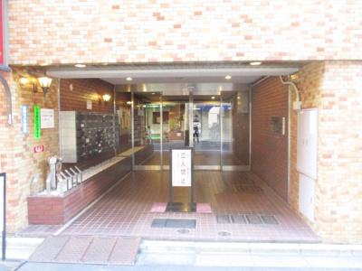 【エントランス】セブンスターマンション第5五反田