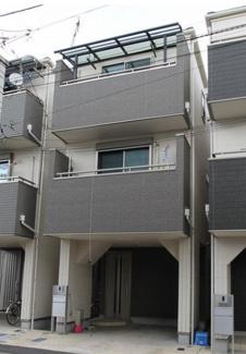 外観です 平成28年9月築 JR南武線「小田栄」駅徒歩8分 主寝室8.7帖と広々としています 2LDK+2S 食洗器・浄水器未使用 浴室TV付き