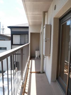【バルコニー】Grand Maison Aoi