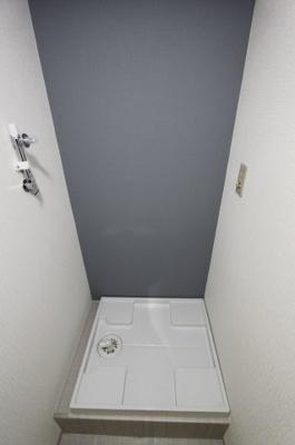 写真は303号室です。