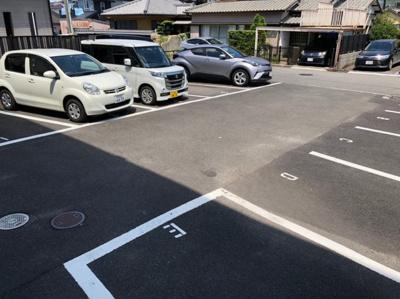 【駐車場】ハイツメモリー