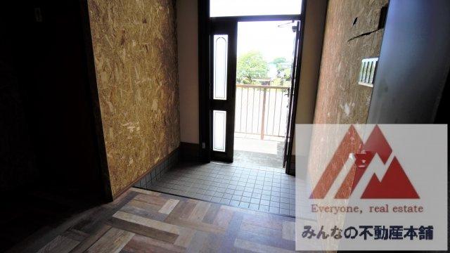 2階カラオケスタジオ跡