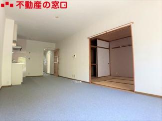 【居間・リビング】西舞子パーク・ホームズ2号棟