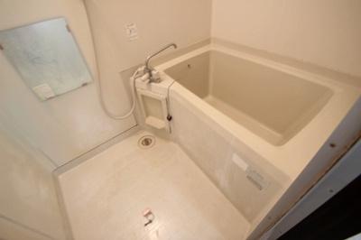 【浴室】クレセント長尾 D棟