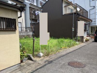 【外観】京都市山科区大塚南溝町
