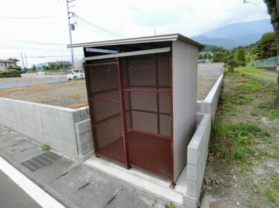 【周辺】山寺12区画分譲地 区画③