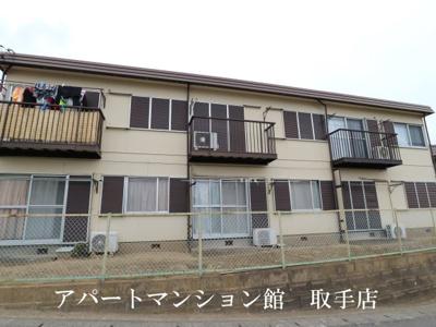 【外観】シェリメゾンB