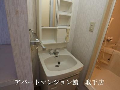 【独立洗面台】ニューシェリメゾン