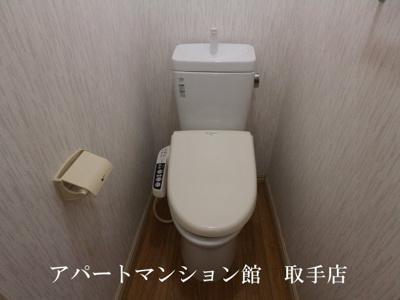 【トイレ】ニューシェリメゾン