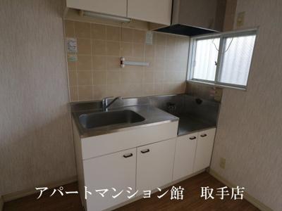 【キッチン】ニューシェリメゾン