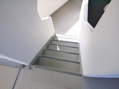 階段部分です