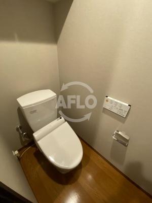 ジオタワー天六 トイレ