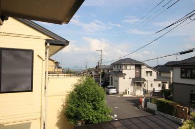 物件からの眺望、琵琶湖や対岸が望めます