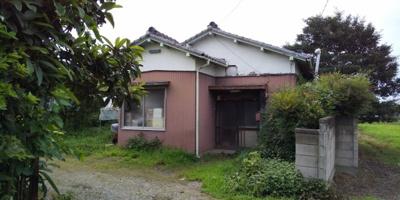 【外観】藤岡市上大塚の土地