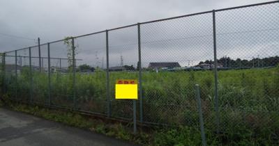 【外観】藤岡市中の土地