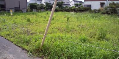 【外観】藤岡市小林の土地