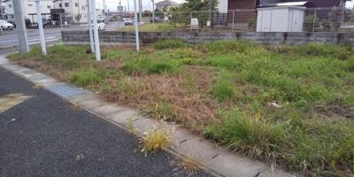 【外観】藤岡市下栗須の土地