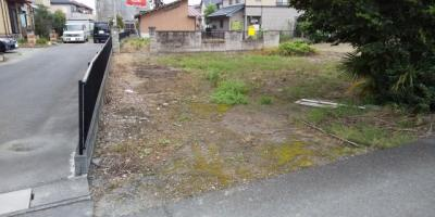 【外観】藤岡市上栗須の土地