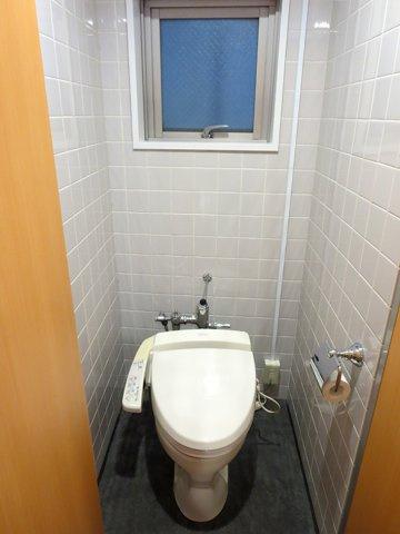 【トイレ】赤坂余湖ビル