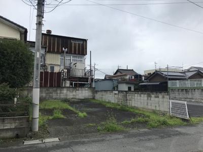 【外観】藤岡市藤岡の土地